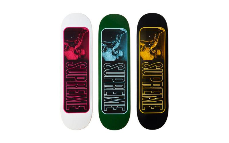 Supreme - Miles David Skateboard