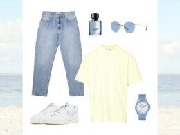 Frühlings-Outfit von LEWK